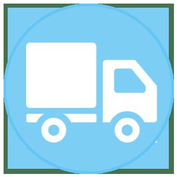 お品物の梱包と発送